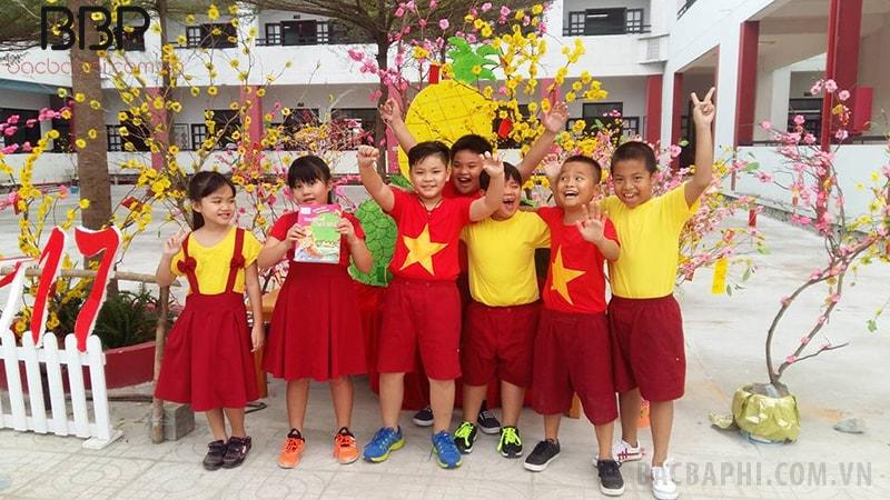 Trường tiểu học Trí Tuệ Việt - Phường Bình Hưng Hòa B