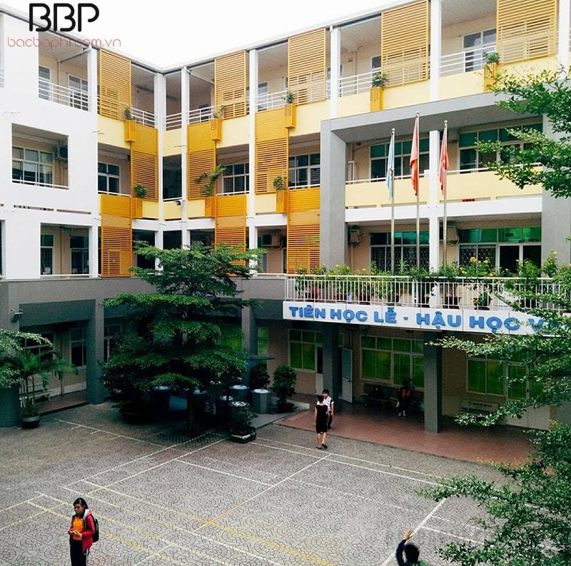 Trường tiểu học Vạn Hạnh - phường 12