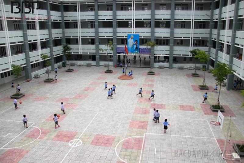 Trường tiểu học Võ Thị Sáu - phường Tân Phong