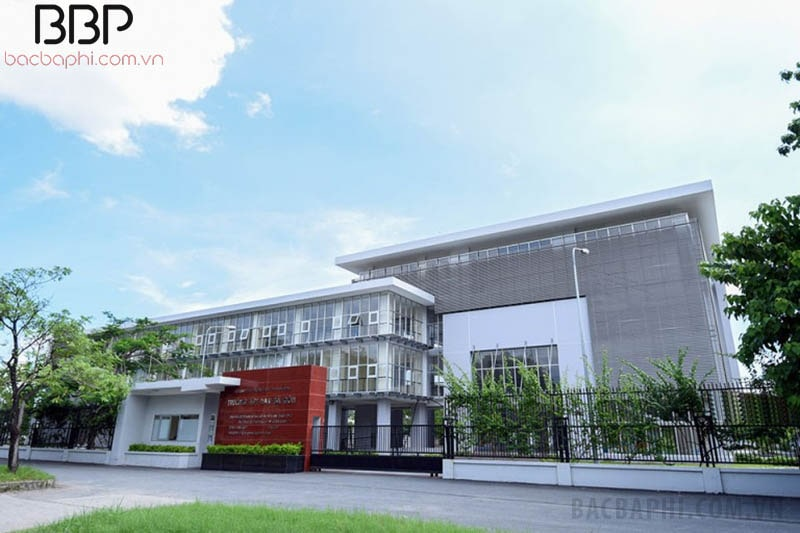 Trường tiểu học Quốc tế Nam Sài Gòn (Saigon South International School – SSIS) - Phường Tân Phong