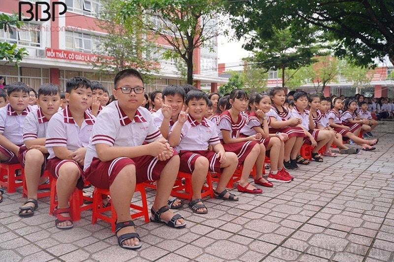 Trường tiểu học Ngô Thời Nhiệm - Phường 10