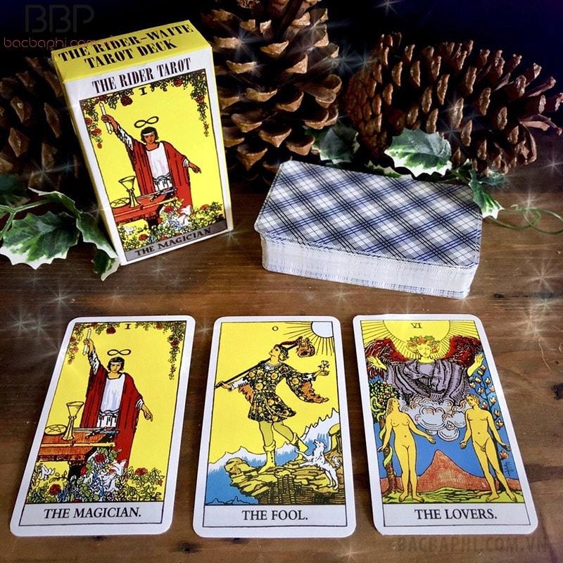 Hình ảnh bộ bài Tarot cơ bản