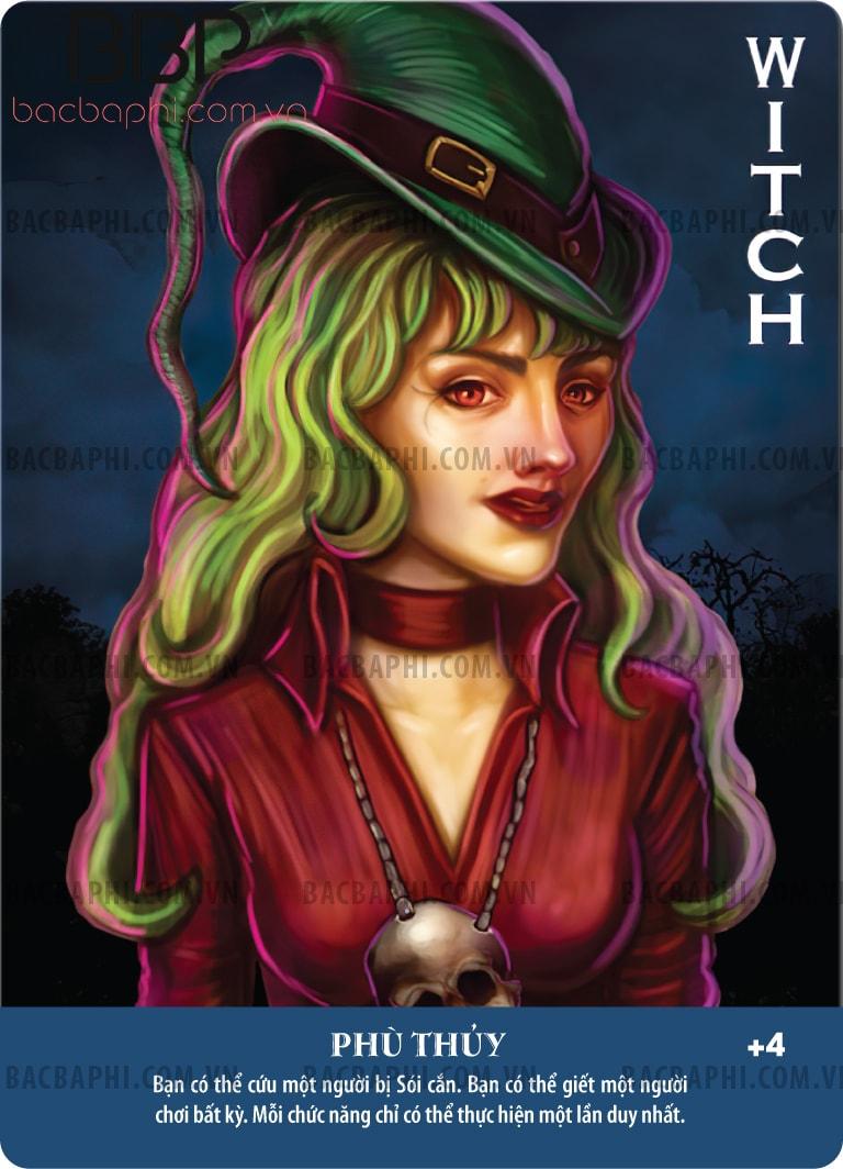 Witch (Phù thủy)