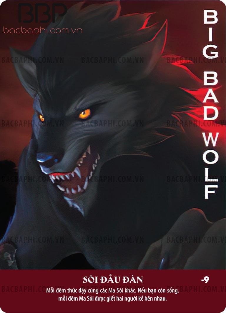 Big Bad Wolf (Sói đại ca)