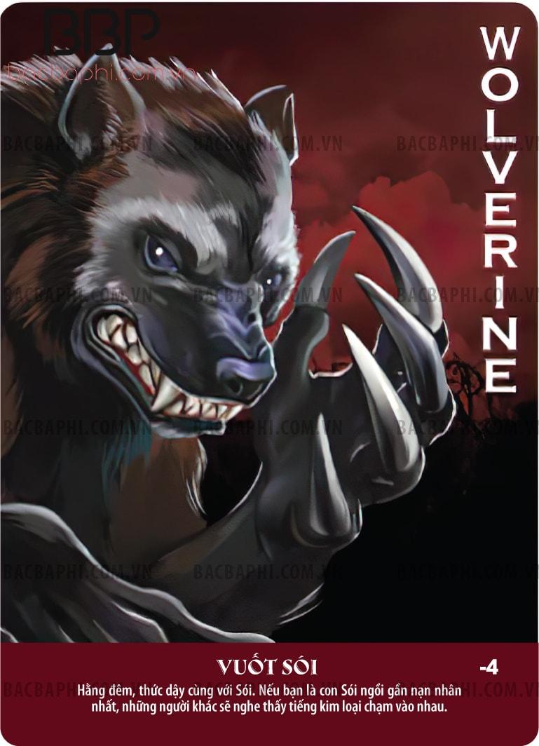 Wolverine (Chó sói)