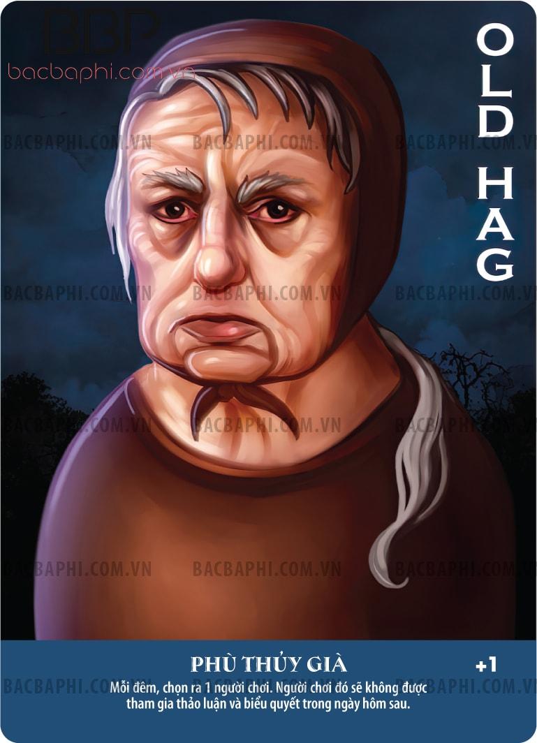 Old Hag (Phù Thủy già)