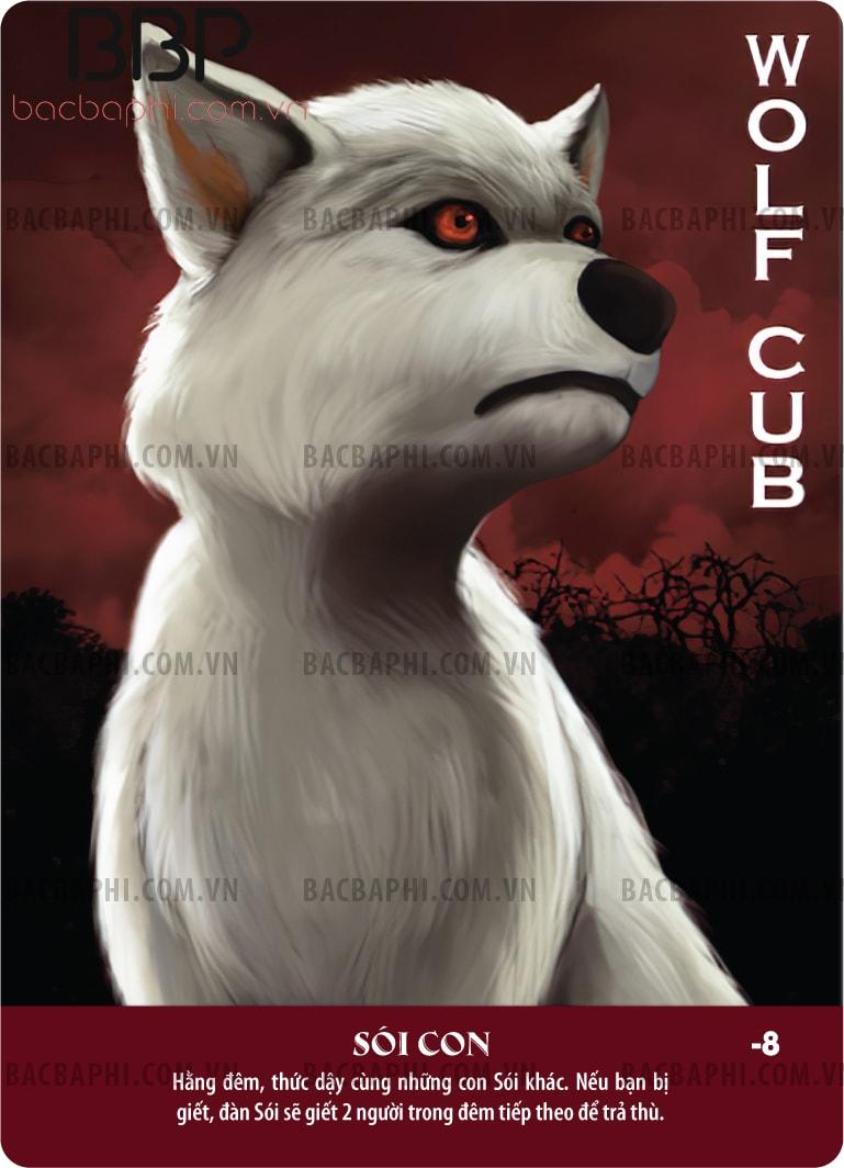 Wolf Cub (Sói con)