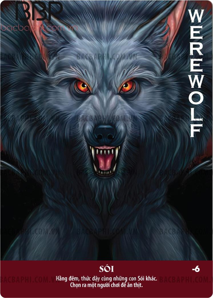 Werewolf (Ma sói)