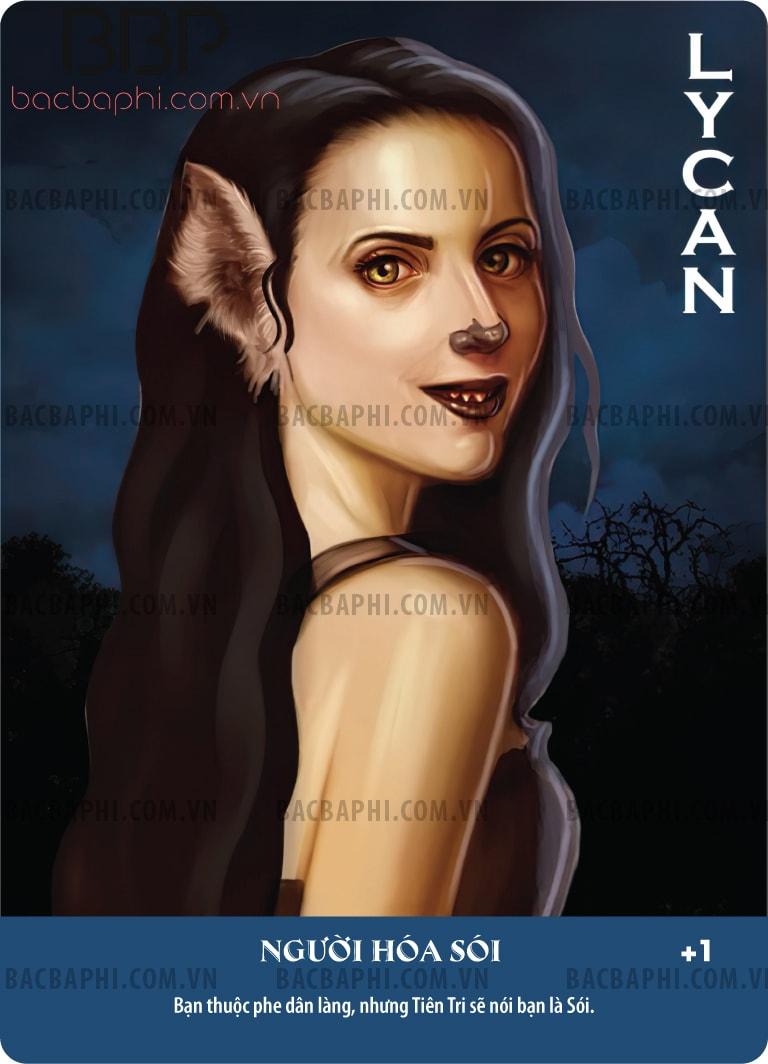 Lycan (Người hóa sói)