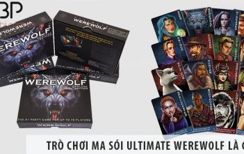 Trò chơi Ma Sói Ultimate WereWolf là gì?