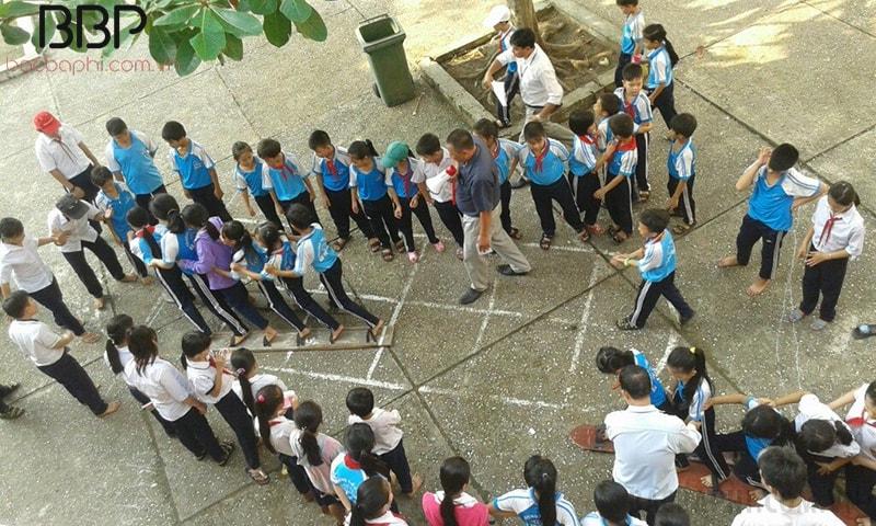 Trường tổ chức các hội thi trong những dịp đặc biệt