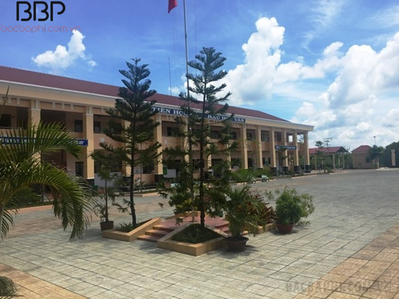 Trường Tiểu học Hoà Hiệp