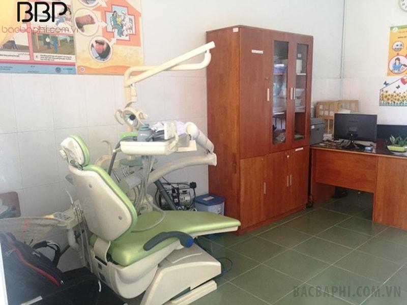 Phòng y tế của trường